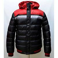 Зимняя мужская куртка с капюшоном от производителя