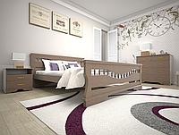 Кровать из натурального дерева Атлант 10