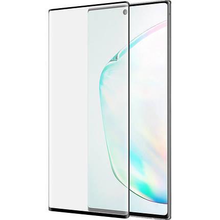 Захисне скло 3D PowerPlant для Samsung Galaxy Note 10 Plus, Black, фото 2