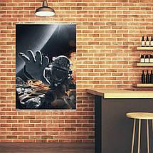 """Постер """"The Expanse. Взрыв в космосе"""", сериал. Размер 60x43см (A2). Глянцевая бумага, фото 3"""
