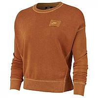 Толстовка Nike Rebel Crew Sweatshirt Red - Оригинал