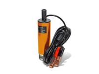 Насос для перекачки топлива, погружной, D=50, 12В алюмин. корпус, с фильтром, <ДК> 1639802274 (DK8021-AF-12V)