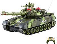 Детский боевой танк 9993 на радиоуправлении (зеленый) кк,hn