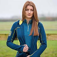 Худи Hy Fashion 80 Sports Blueberry/Lime - Оригинал