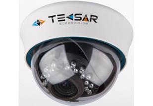 Видеокамера AHD купольная Tecsar AHDD-1M-20V-in, фото 2
