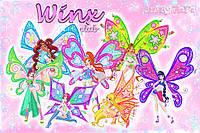 "Вафельные картинки ""Winx Club 2"" А4 Галетте-01948"