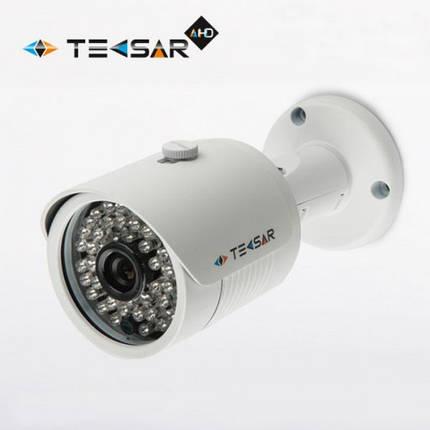Видеокамера AHD уличная Tecsar AHDW-1M-40F, фото 2