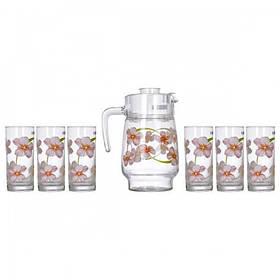Набір для напоїв Luminarc Sweet Impression 7 предметів 0828 LUM