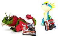 Как приручить дракона 2: мягкая игрушка 20 см Крушиголов SM66572d