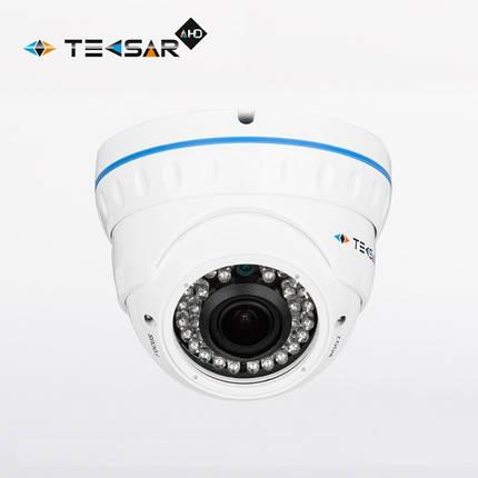 Видеокамера AHD купольная Tecsar AHDD-1M-30V-out, фото 2