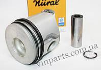 Комплект поршней + кольца + пальцы NURAL 2.5 TD TURBO (STD) 91-00 Ford Transit