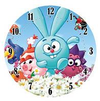 Часы Настенные Смешарики 25 см