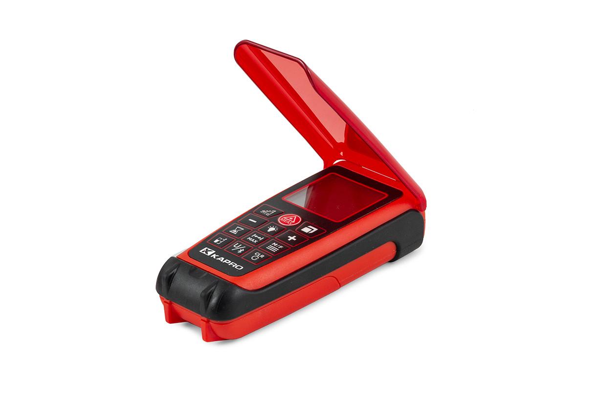 Лазерний далекомір Kapro К7 з Bluetooth і кришкою Beamfinder (377kr)