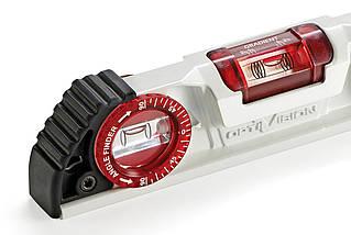 Рівень opti-vision Red 250мм Kapro (935-10-25), фото 3