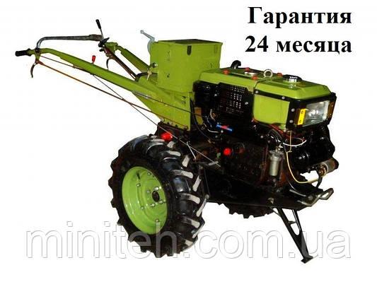 Мотоблок SM-12E
