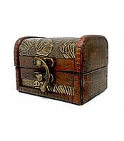 Шкатулки деревянные Сундучок 6*6*10 см.Купити у Запоріжжі Хорт р-н