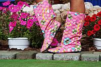 Полусапожки женские розовые.  Арт-0257, фото 1