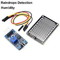 Датчик дождя, погодный модуль для Arduino