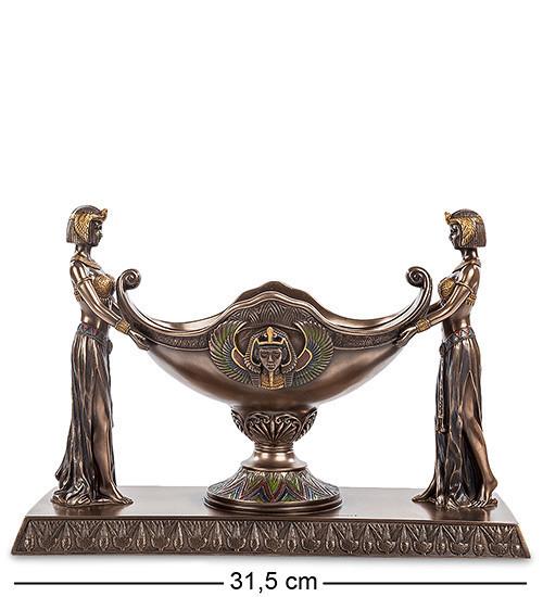 Ваза Veronese Египтянки 31,5 x 11 x 21,5 см 1903791