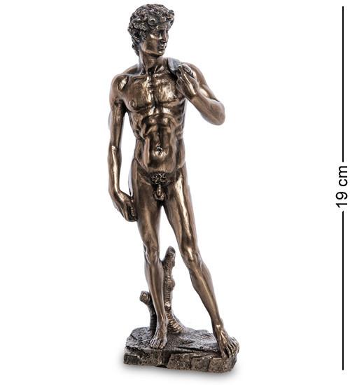 """Статуэтка Veronese""""Давид"""" (Микеланджело) 19 см 1906335"""
