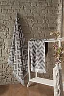 Набор полотенец  для сауны Luxury Jacquard Judy Bej Турция
