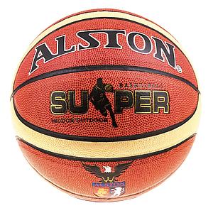 Мяч баскетбольный Alston SuperWinner размер 5 PVC
