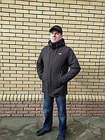 Мужская куртка весна осень модная размеры 50-60