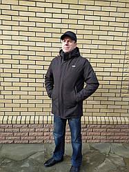 Чоловіча куртка весна осінь модна розміри 50-60