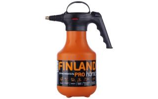 Обприскувач Finland Home ручної 2 л Помаранчевий (1729)