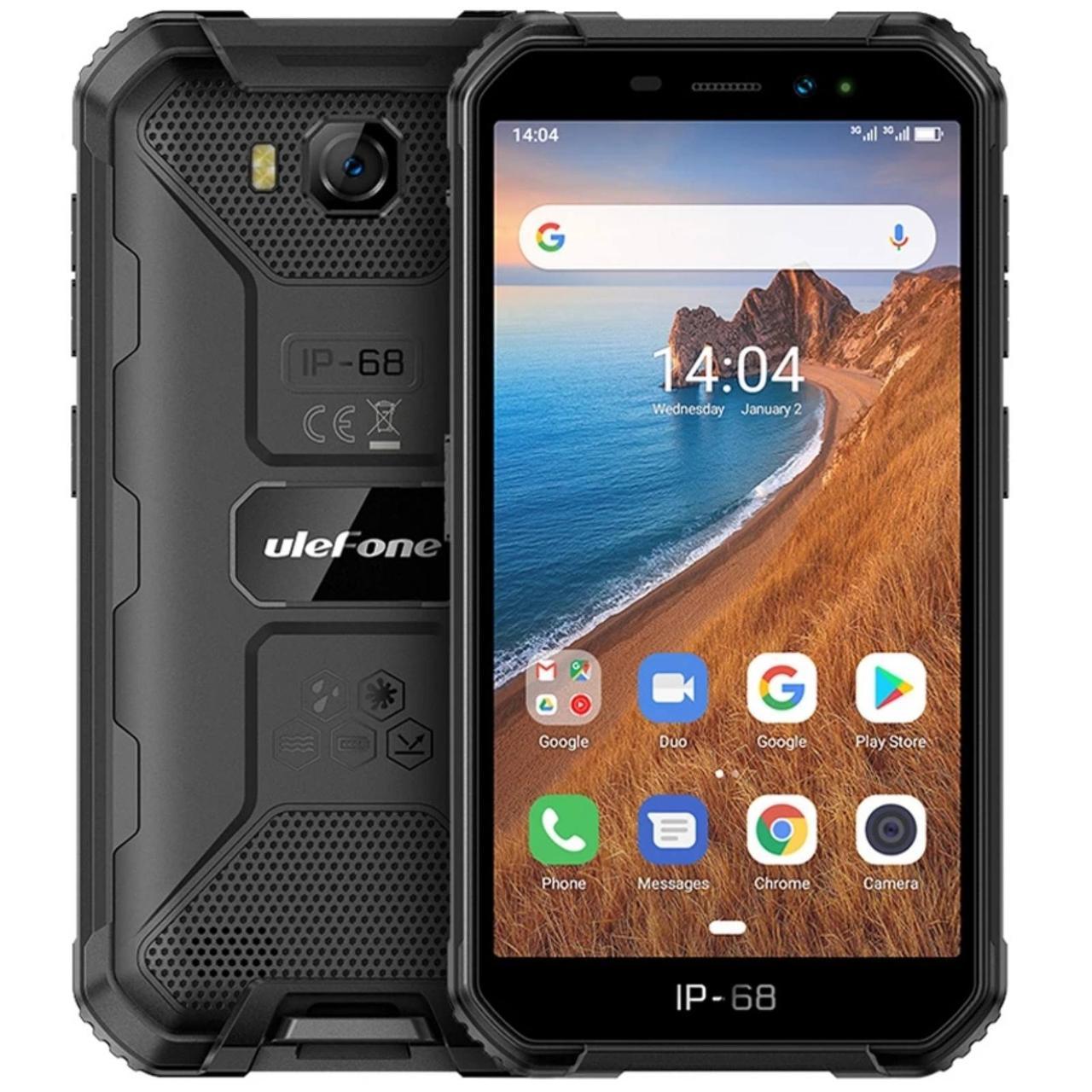 Смартфон Ulefone Armor X6 Black 2/16GB 4000 мА·ч IP69 НОВИНОЧКА!