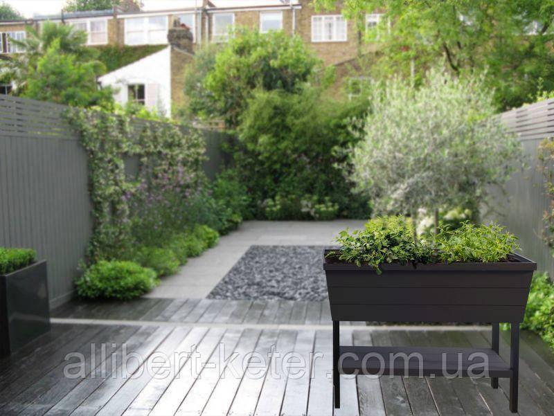 Цветочный горшок Keter Urban Bloomer XL ( Garden Bed )