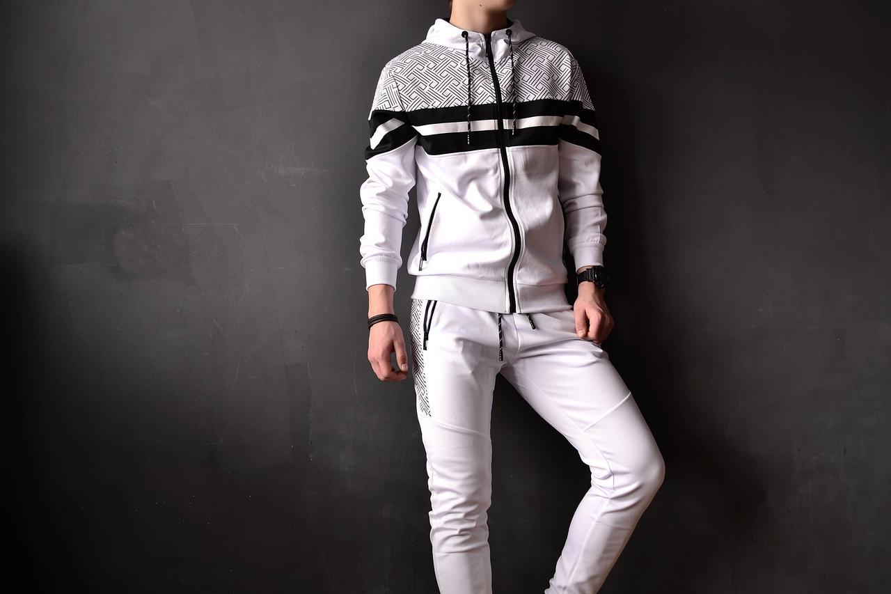 Спортивный костюм Payback White