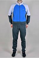 Мужской зимний спортивный костюм Nike. Чоловічий спортивний костюм найк. Теплый теплый спортивные штаны кофта