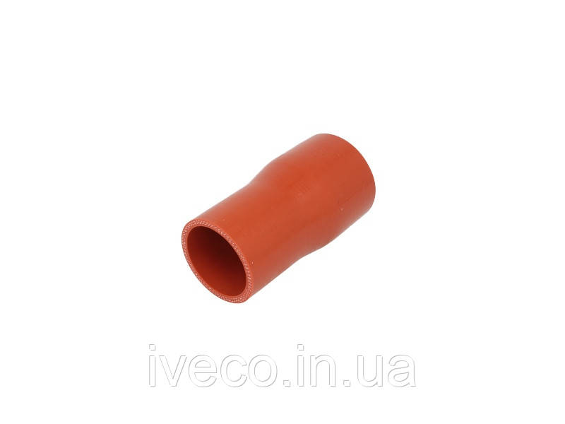 Патрубок ретардера силикон IVECO, DAF 85CF,F95,95XF, 0058287,9425010582, 0058287, 1676184, D50x60x120