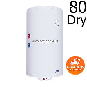 Бойлер (водонагреватель) комбинированный ARTI WH COMBY DRY 80L/2 литров, с сухим теном, электрический