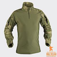 Сорочка бойова Helikon-Tex® Combat Shirt - A-TACS FG Camo™