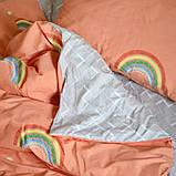 Постельное белье подростковое 401 сатин Viluta, фото 2