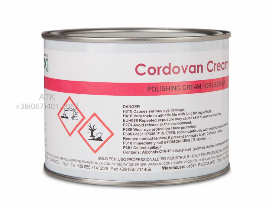 Крем полировочный для кожи Cordovan
