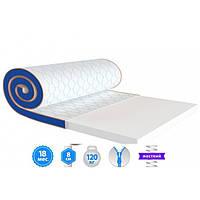 Футон Sleep&Fly Super Flex Жакард 160х190 см (3003681601907)
