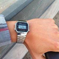 Мужские наручные часы CASIO A-168WA-1UZ Reto, фото 1