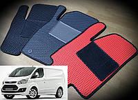 Коврики на Ford Custom '13-. Автоковрики EVA, фото 1