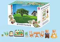 """Игровой набор мебели и аксессуаров для огорода """"Happy Family"""" 1605F"""