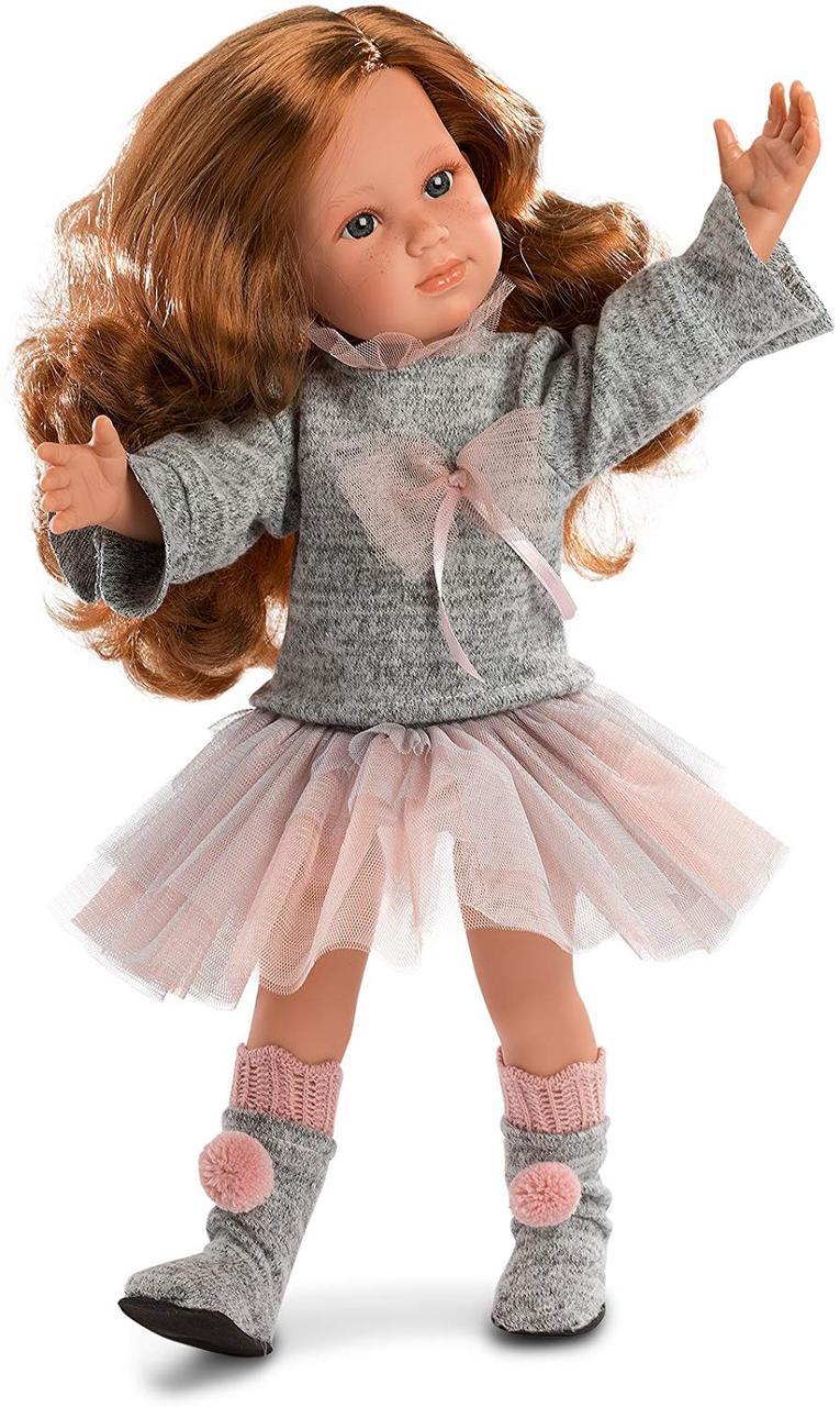 Кукла Llorens София шарнирная Лоренс Sophia 42 см 54206