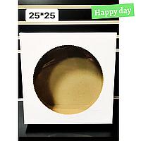 Коробка з мікрогофри, розмір 260*260*110 мм