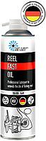 Синтетическое быстрое масло для рыболовных катушек «HTA REEL FAST OIL» 50 мл.