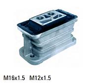 Подушка двигателя MB задняя, 3872400218, 6172400318, 6452400218, 6172400518