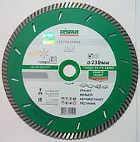 Алмазный диск для резки гранита Distar Elite Aero Turbo 230x2,6x10x22,23