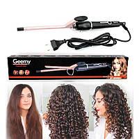 Плойка африканка щипцы для завивки волос Geemy GM 2825 африканские кудри