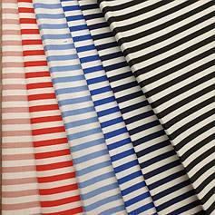 Рубашечная ткань полоска