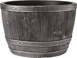 Цветочный горшок Keter Blenheim Half Barrel 22 L, фото 2